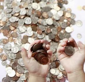 Financieringen klein